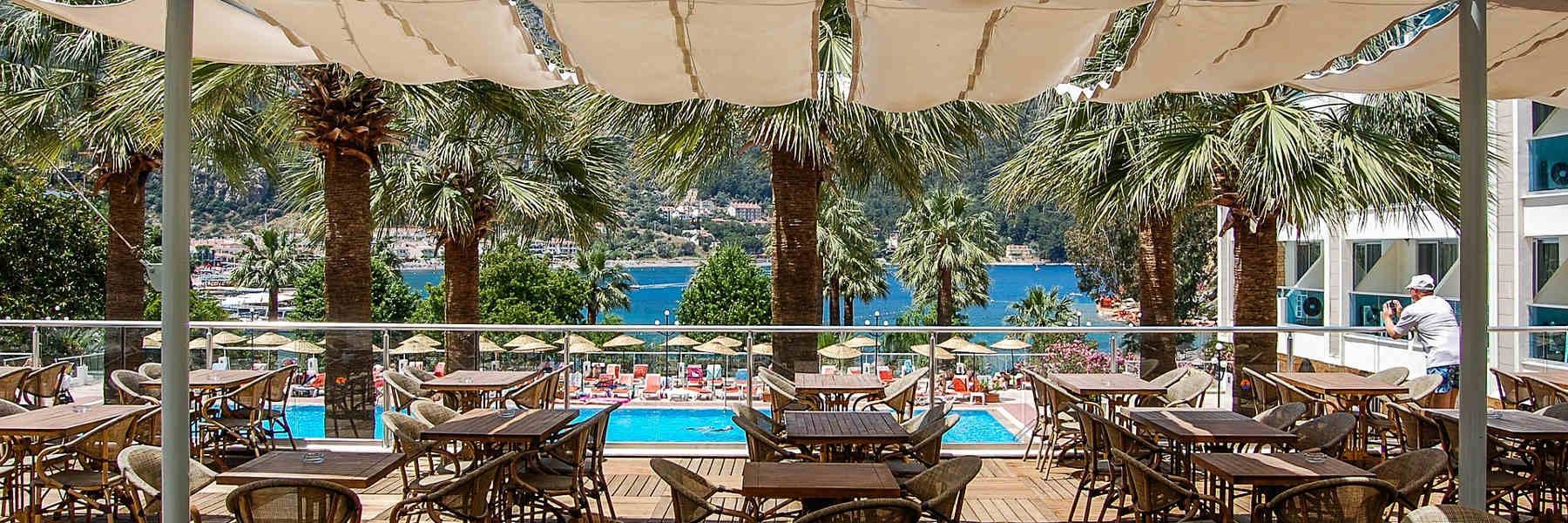 ▷▷▷ Türkei Hotels mit eigener Anreise